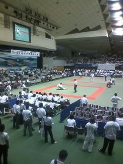 2009年 全国中学生柔道大会速報