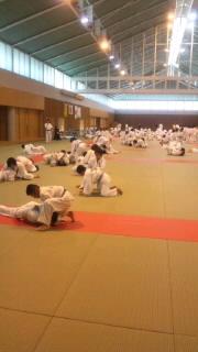 少年柔道東海ブロック強化練習3
