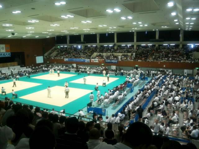 2010年全中柔道大会その1