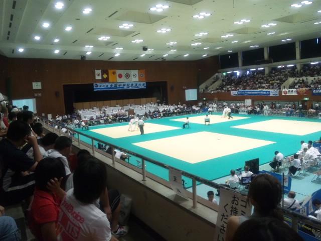 2010年全中柔道大会 その2