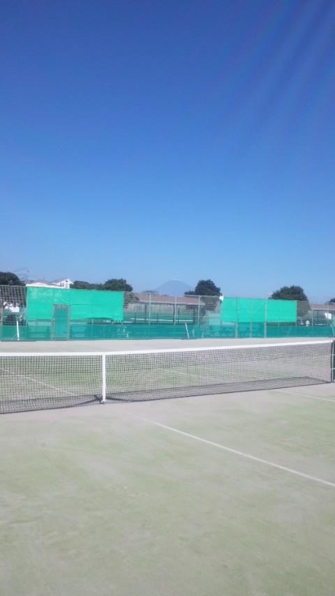 ?テニス日和