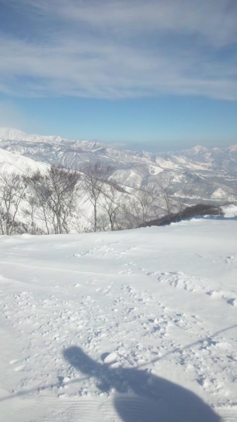 2010年 ホワイトシーズン 白馬五竜1
