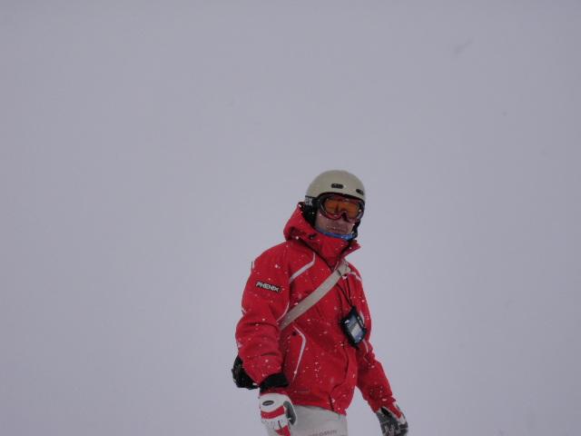 2011年ホワイトシーズン白馬八方尾根2